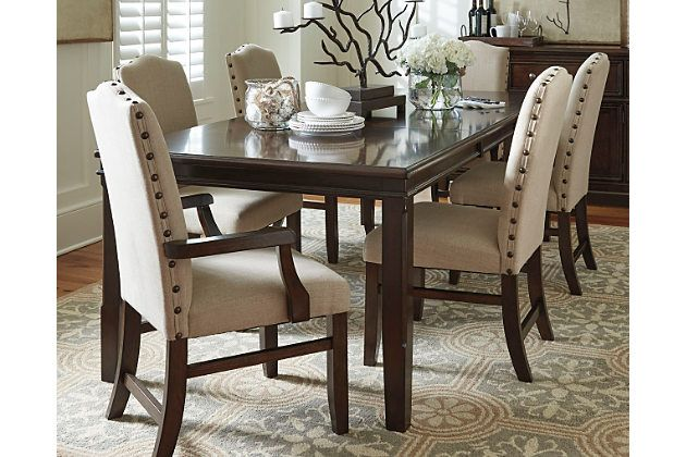 How brilliantly the Lavidor dining room extension table embraces a ...