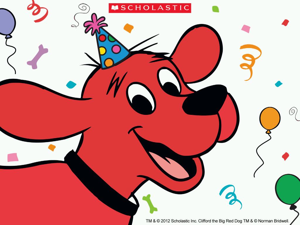 Clifford S Big Birthday App Free Download
