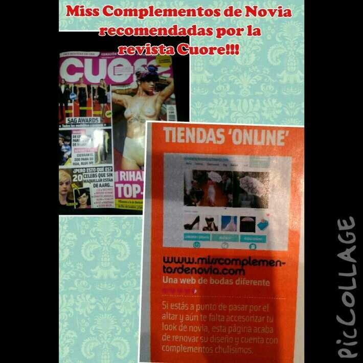 La revista Cuore nos recomienda!!!