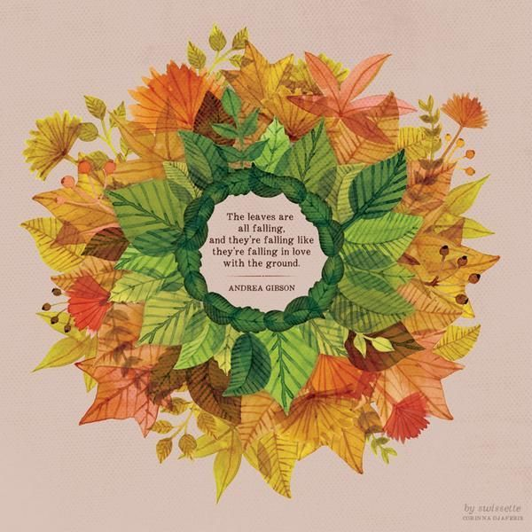Creative Market Awesome Autumn Design Contest: Roundup and Winners