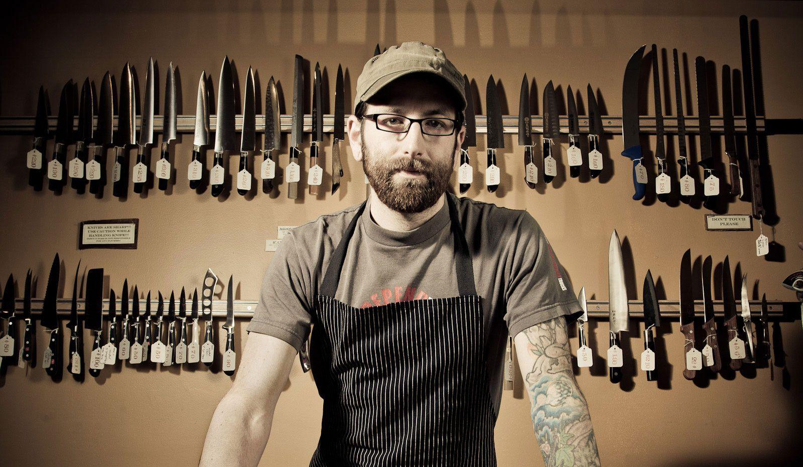 Town Cutler Handmade - amazing knives!!