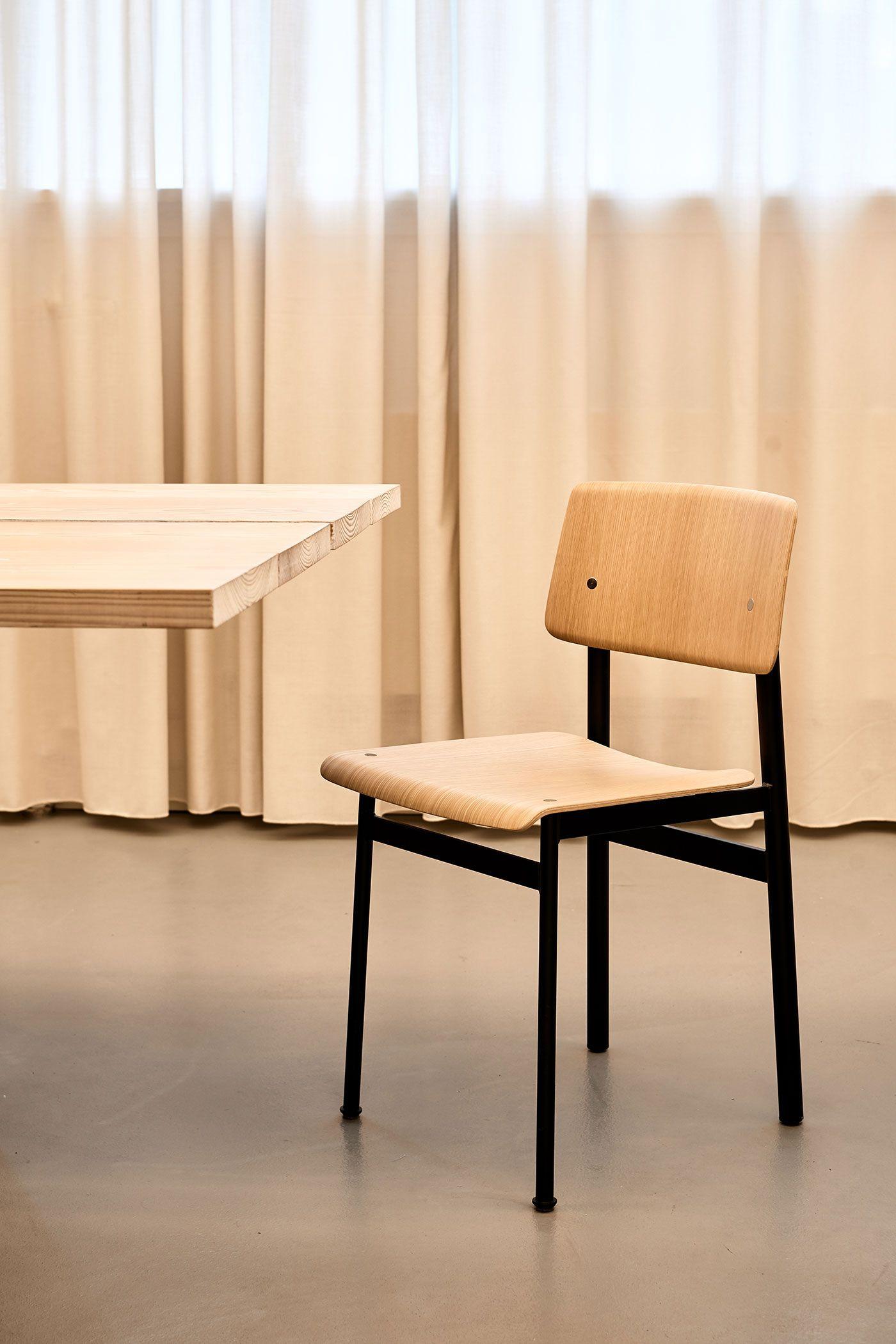 Scandinavian Furniture Inspiration From Muuto The Loft Chair Exemplifies Honest Simple Design Thank Scandinavian Furniture Design Chairs Loft Muuto Furniture