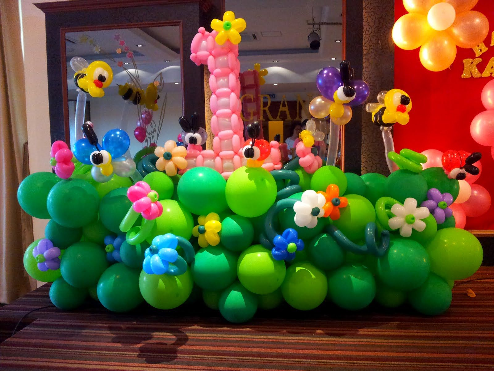 19 Best Examples Of Balloon Decorations Birthdays Balloon