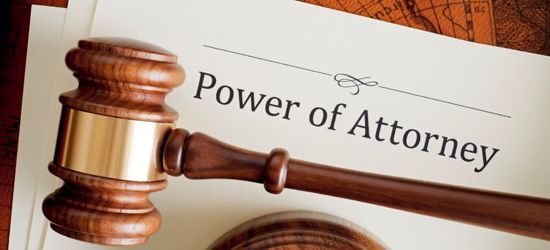 A Financial Power Of Attorney Is An Important Consideration For Any Individual Who Has Substantial Assets At A Power Of Attorney Attorneys Estate Planning