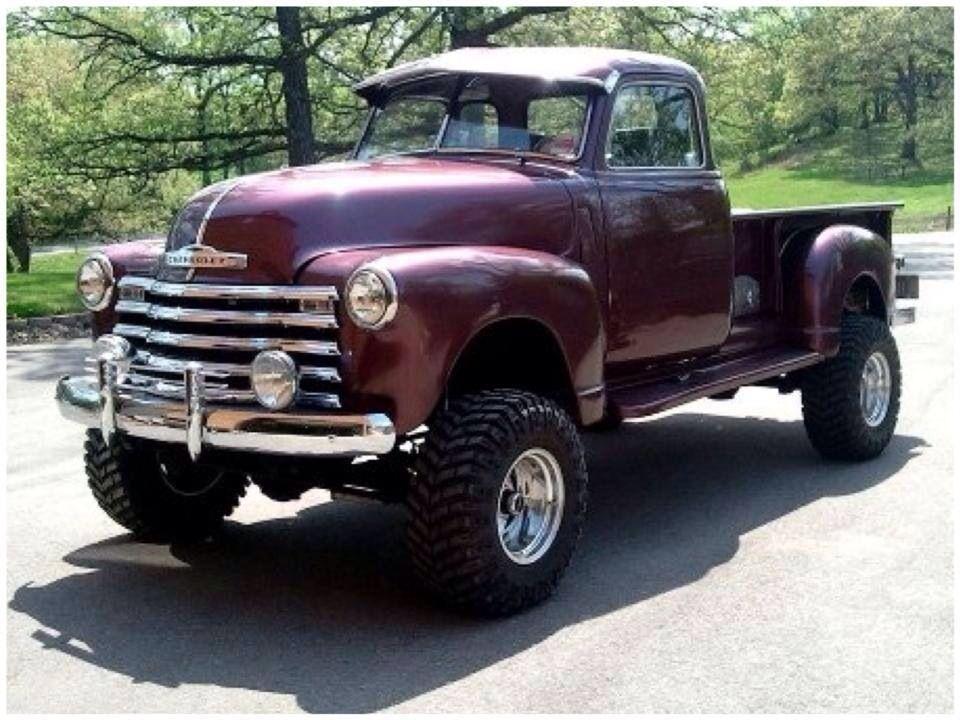 chevy#3100#truck | Chevy trucks | Pinterest | Vintage trucks ...
