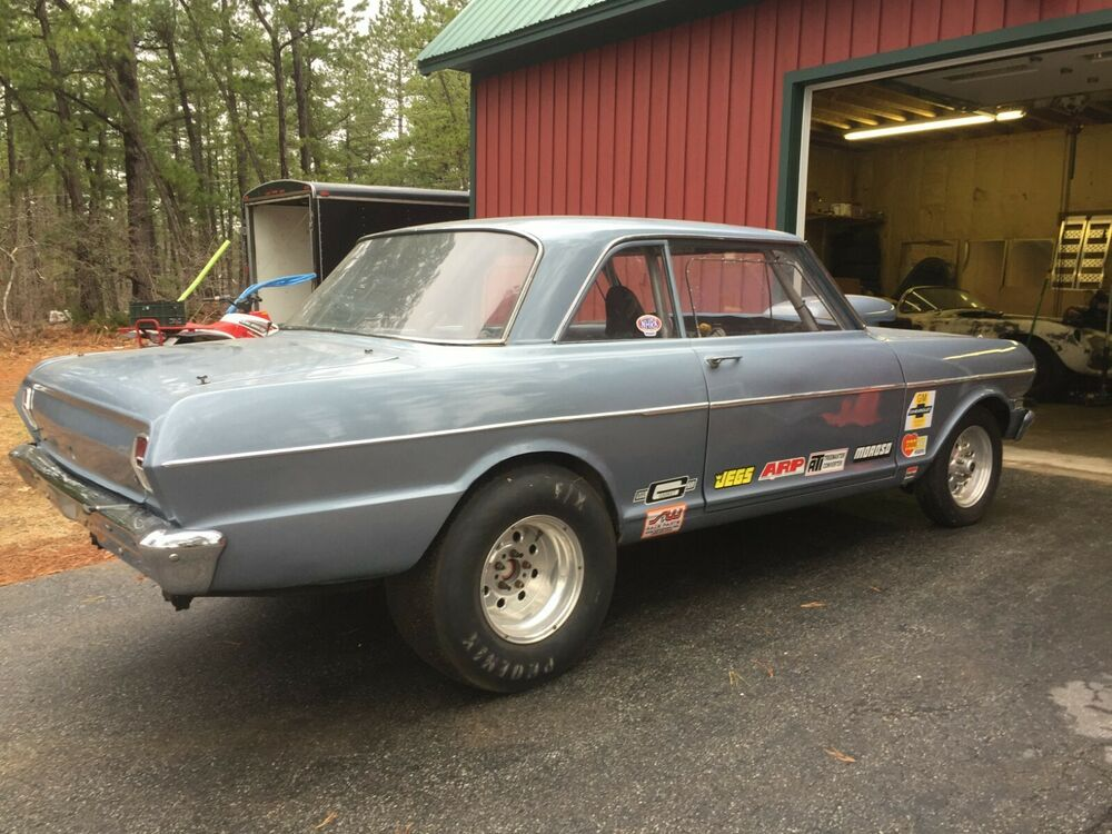 Ebay Advertisement 1964 Chevrolet Nova 64 Chevy Ii 400 Gasser