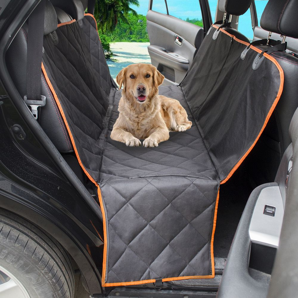 car back waterproof convertible products cars pet fold black dog tirol hammock fits most product seat image cover