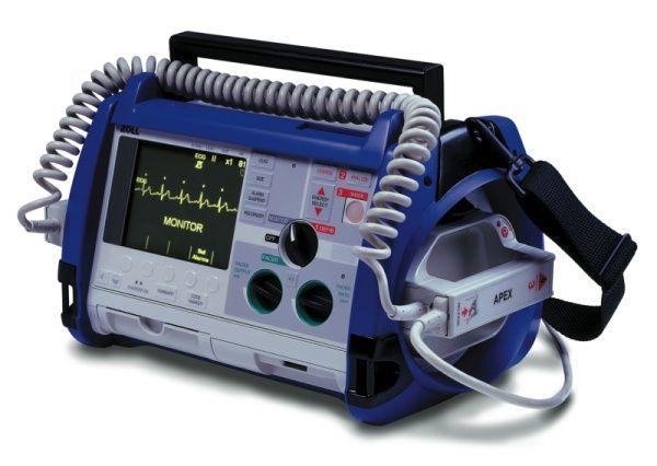 Defibrillator Zoll M Series ACLS Manual Advisory Monitor