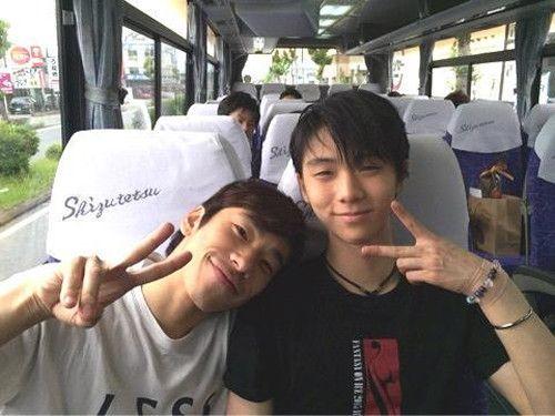 Yuzuru + Nobu