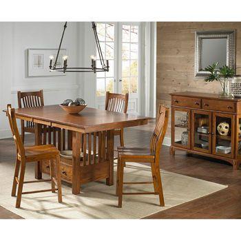 Santeelah 6 Piece Counter Height Dining Set
