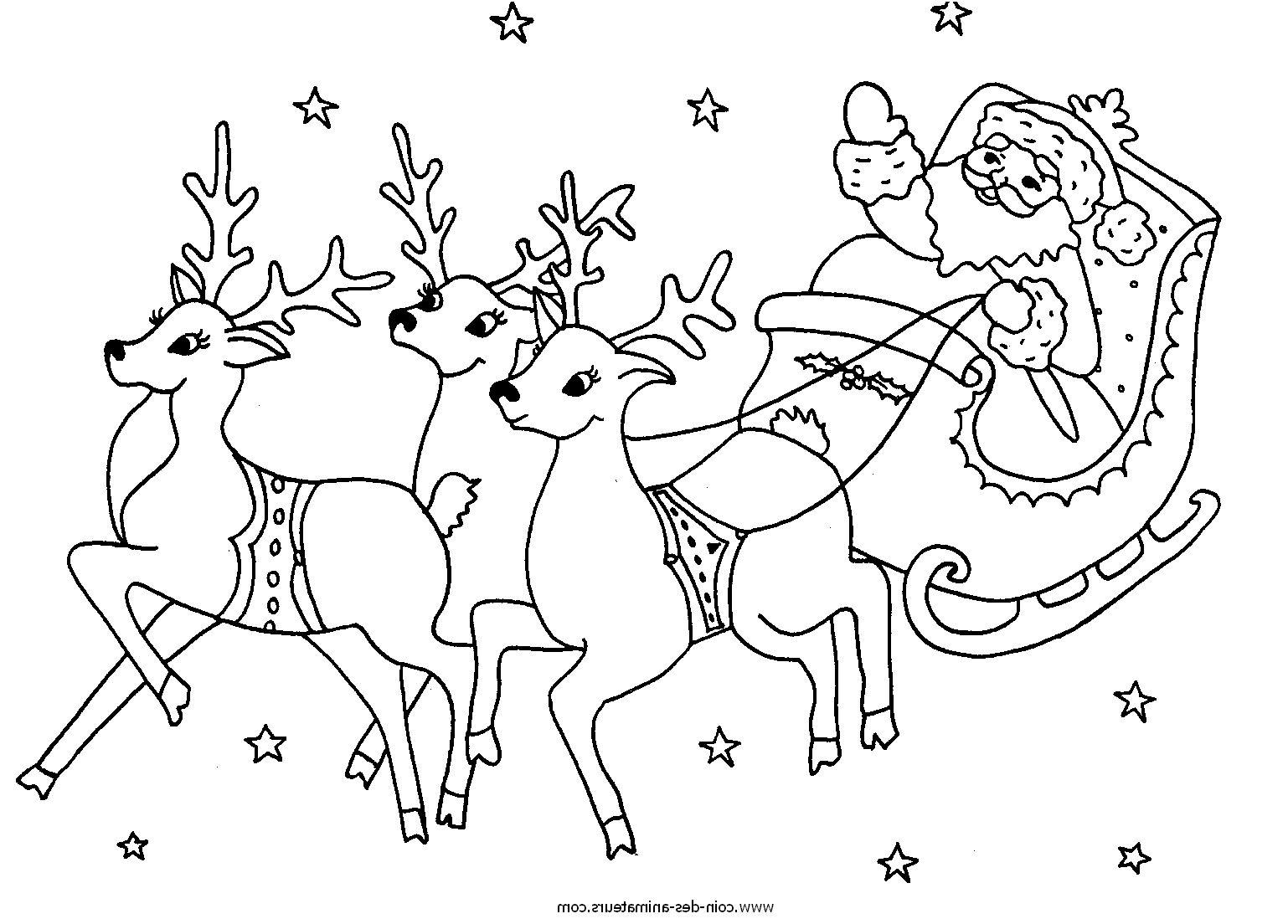 Coloriages Pere Noel En 2020 Coloriage Noel Coloriage Noel A