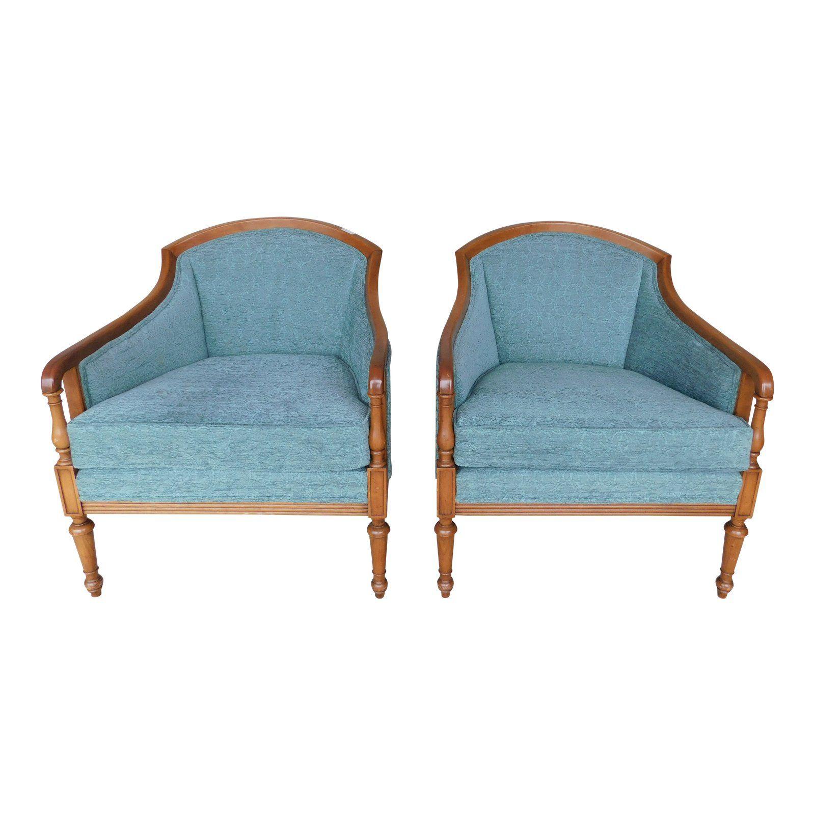 Groovy Baker Furniture Hollywood Regency Style Barrel Back Club Uwap Interior Chair Design Uwaporg