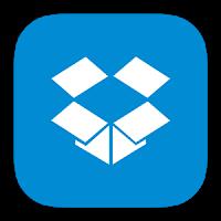 تحميل برنامج Dropbox دروب بوكس لتخزين ومشاركة الملفات برابط مباشر App Icon Design App Guess The Logo