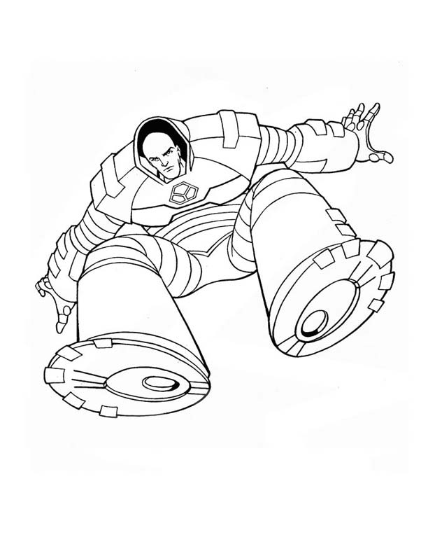 Lex Luthor 2 by Writer-Colorer.deviantart.com on