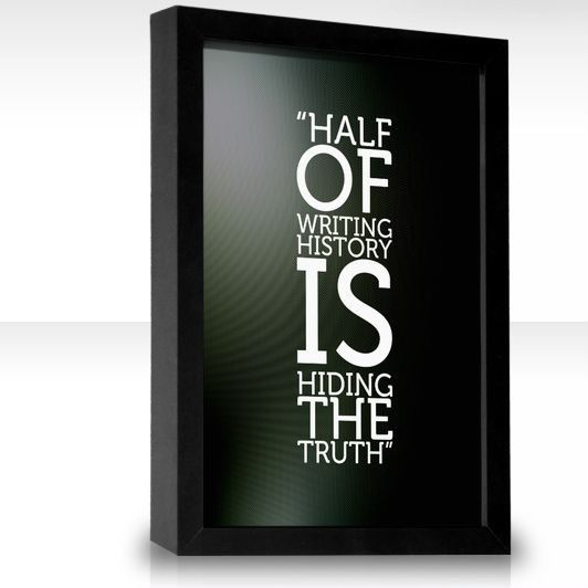Half of writing history is hiding the truth   Inspiring ...
