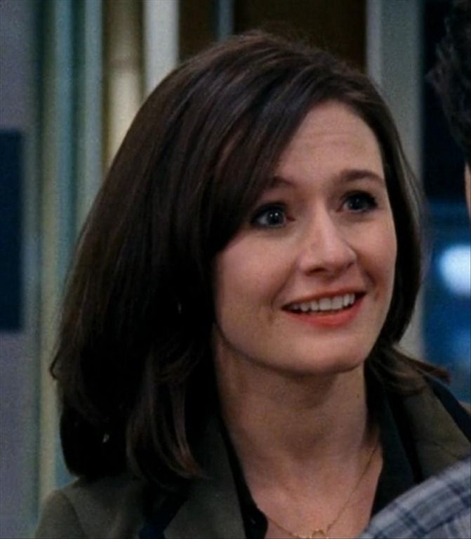 Emily Mortimer Thick Hair Styles Straight Hairstyles