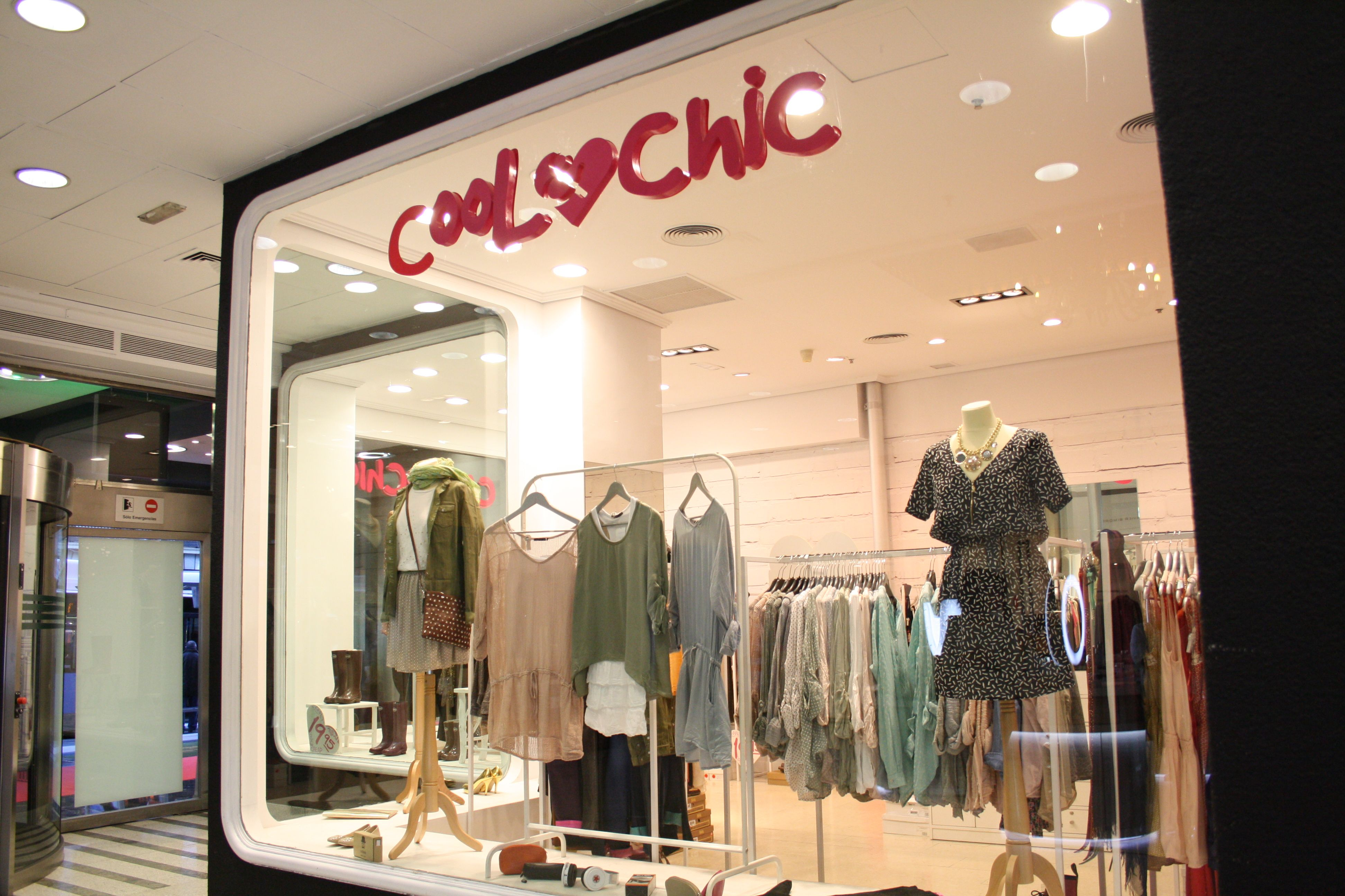 explore chic shops and more