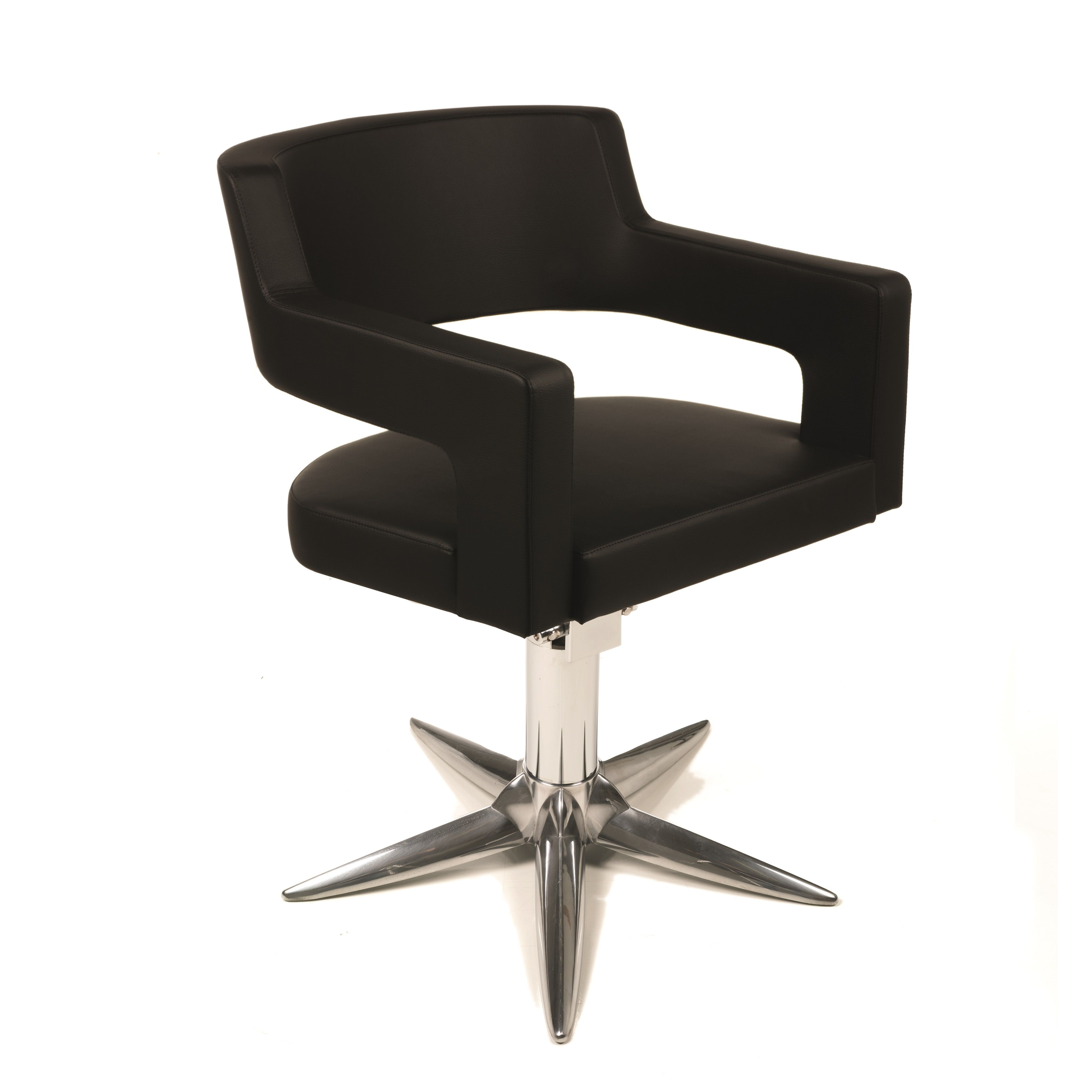 Novvo Etopa Gamma Bross Creusa Roto Styling Chair With Parrot Base With Images Chair Style Chair