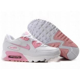 Factory Outlet 2014 New Nike Air Max 90 Womens Shoes Wholesale Scarlet White  air max lebron x low