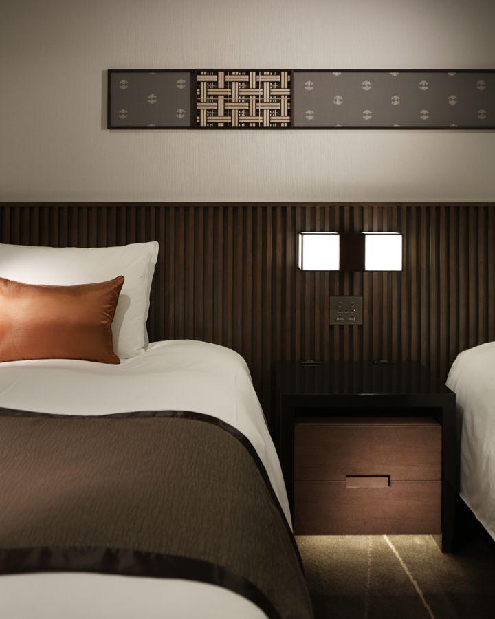 Hotel Guest Room Design: Hotel Prince Sakura By A.N.D., Tokyo Japan Hotel Hotels