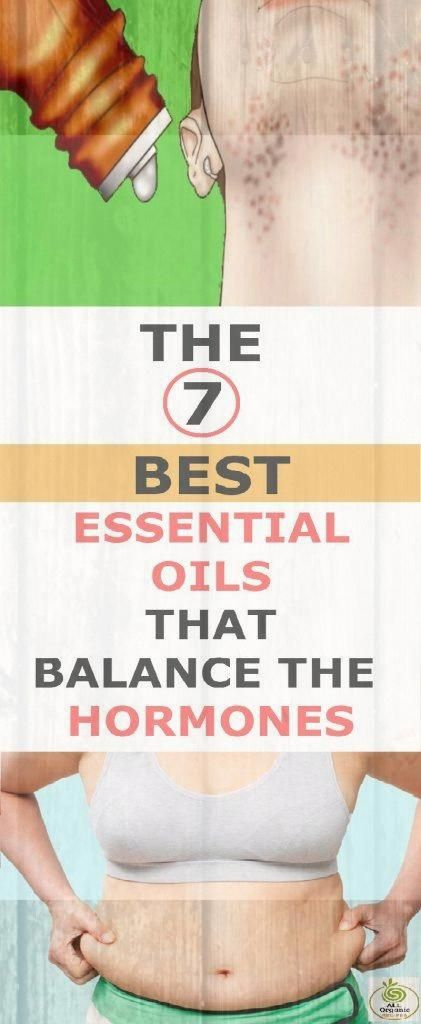 The 7 Best Essential Oils That Balance the Hormones (How to Use Them) � Organic Recipes#health #fitn...