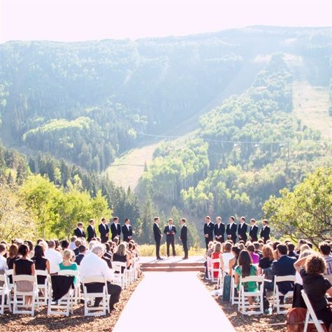 Park City Mountain Resort No Wedding Like A Utah