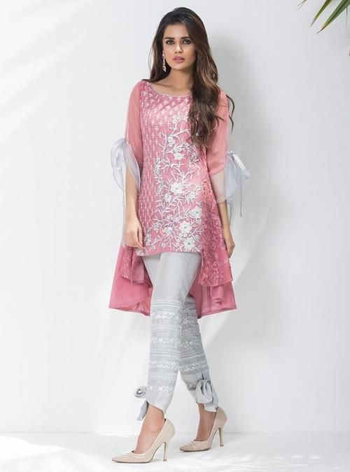 Zainab Chottani Chiffon Suit, Ladies Replica Suit, Replica Shop ...