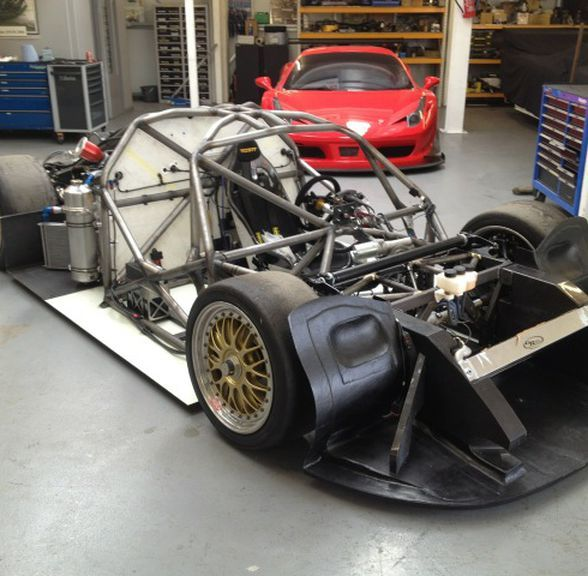 mr2 tube chassis