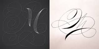 Image result for calligraphy m