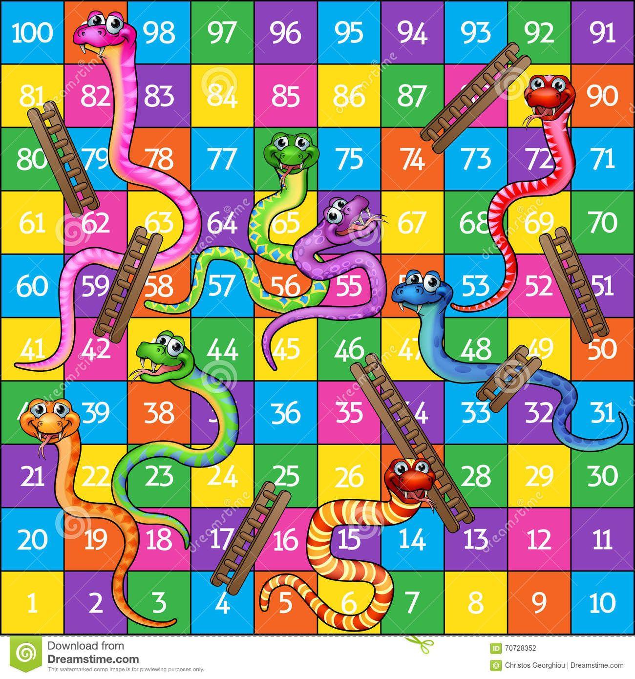 Escalera y serpiente tablero buscar con google for Escaleras y serpientes imprimir