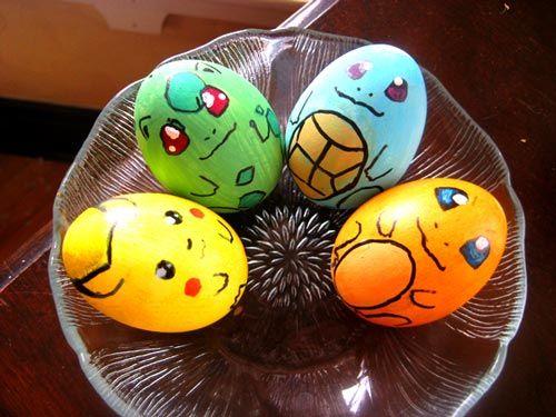 Pin de Amalia Alfonso en Manualidades Pinterest Huevos decorados - huevos decorados