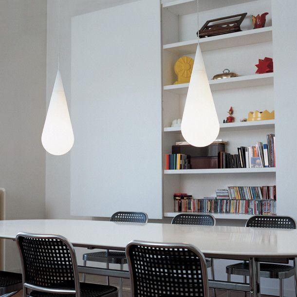 Goccia H1 Suspension Lamp by  Andrea Branzi #lightingdesign