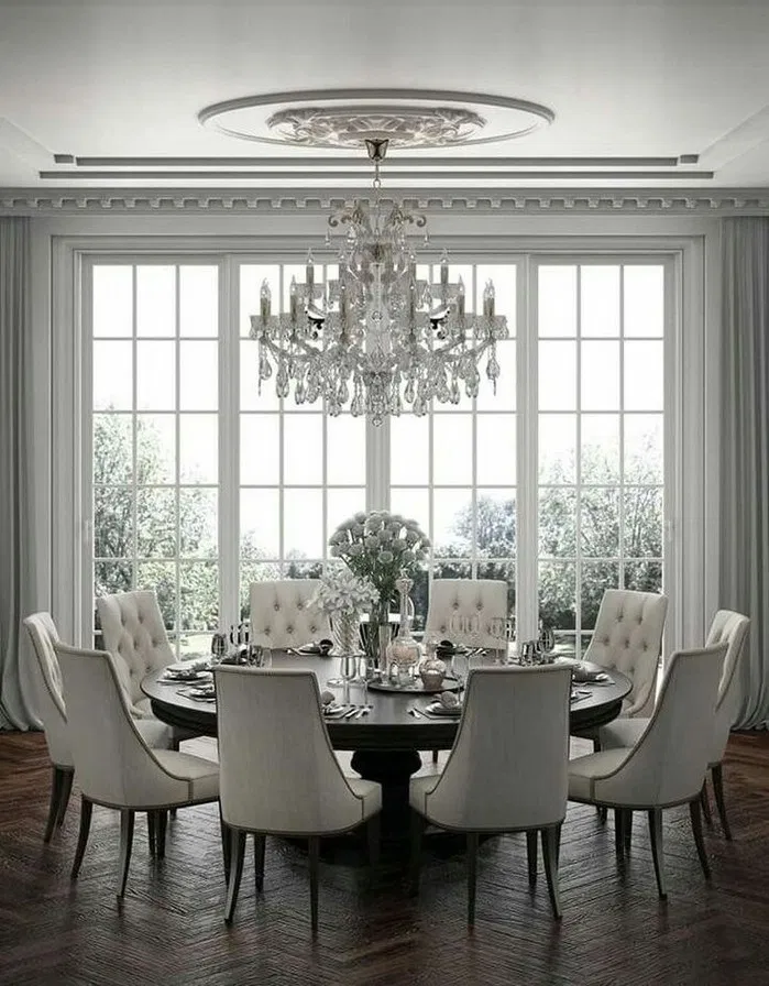 140 Cozy Dining Room Design Ideas That Looks Awesome 11 My Easy