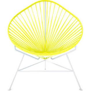 bright yellow modern chaise lounge google search mid century