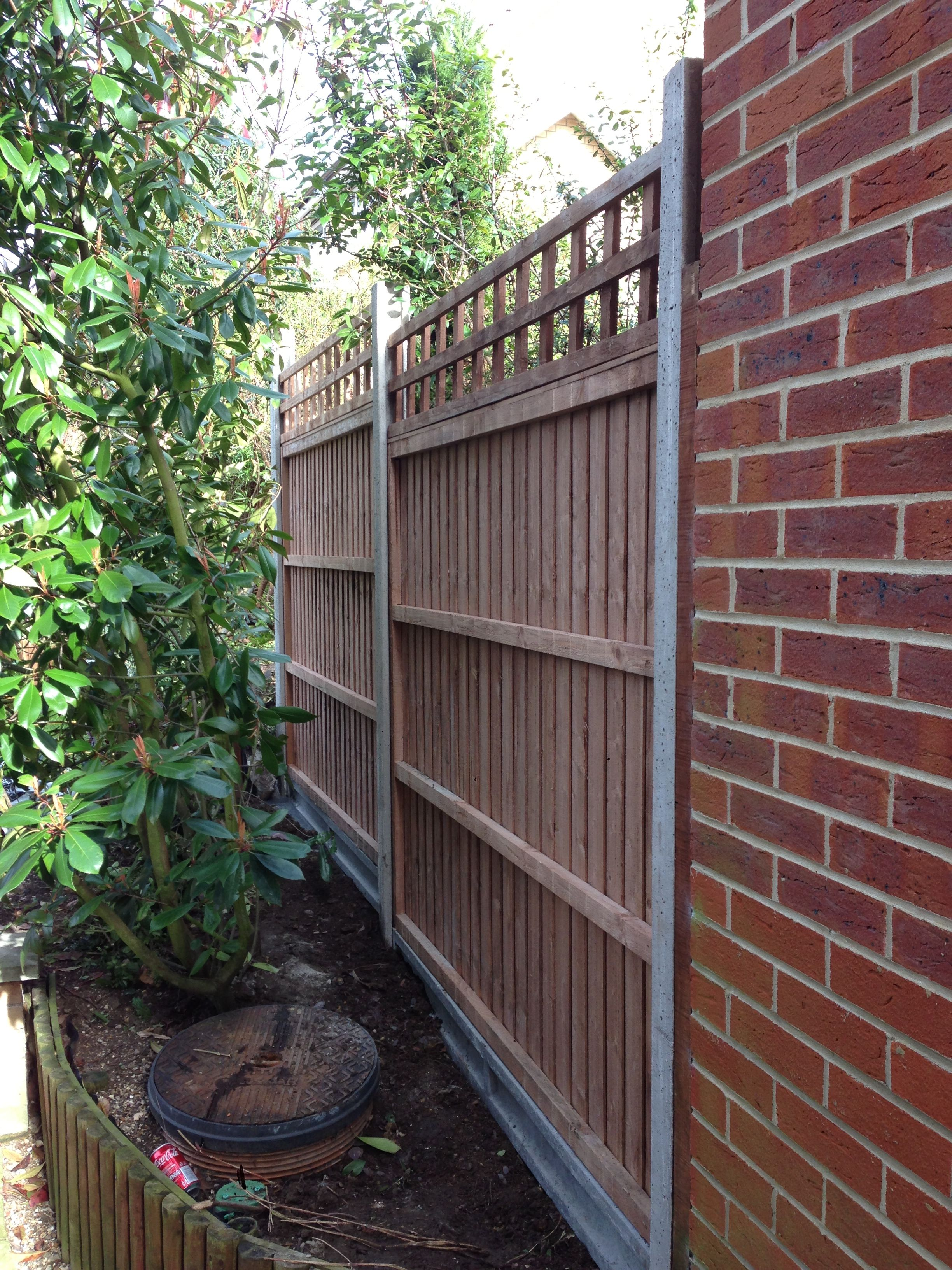 Garden Fence Wood With Lattice Top 503 760 7725 Garden Gates