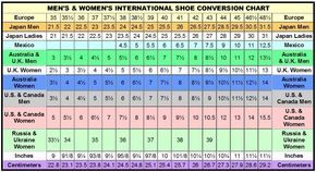 Shoe Size In Mexico.Shoe Size Conversion Shoe Size Conversion Shoe Size Chart