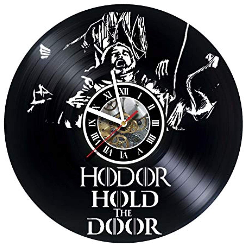 Game Of Thrones Hodor Hold The Door Handmade Vinyl