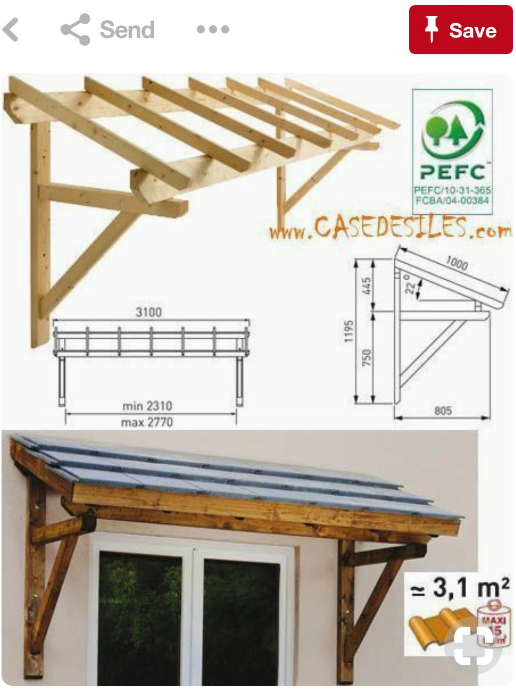 Home Improvement Projects Diy Awning Home Improvement Projects Pergola