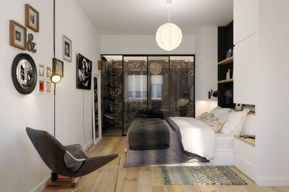 Однушка в 51 кв.м. с проходной кухней - Сундук идей для вашего дома - интерьеры, дома, дизайнерские вещи для дома