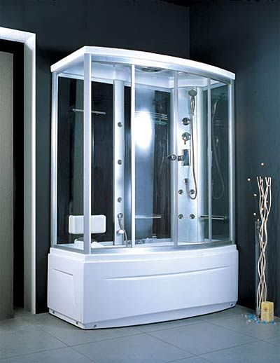 Shower Stalls With Seats Built In Sprays Hand Shower Foot