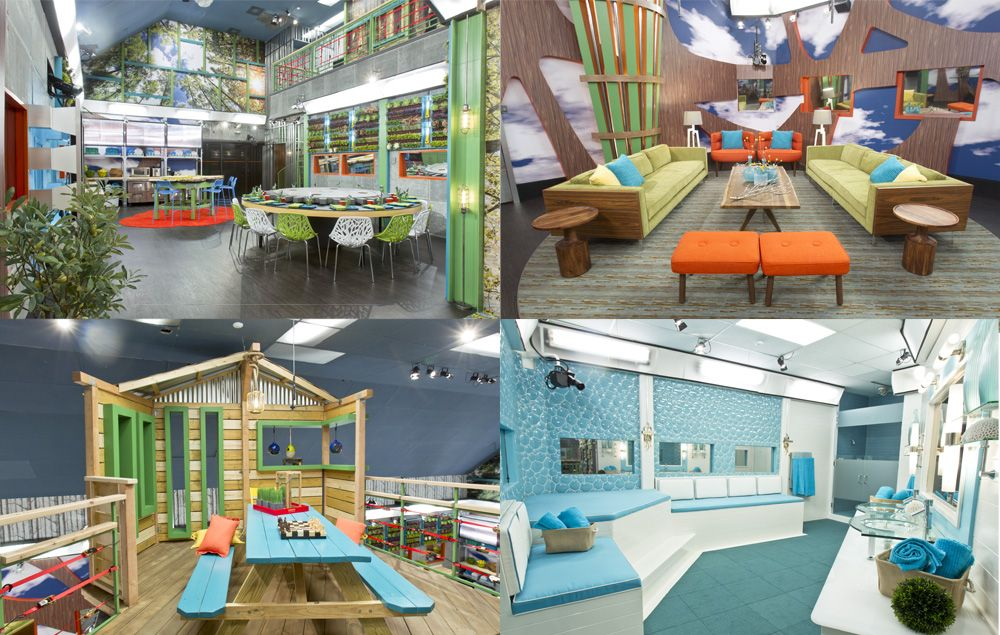 All The Secret Spots In The Cbb House Revealed Big Brother