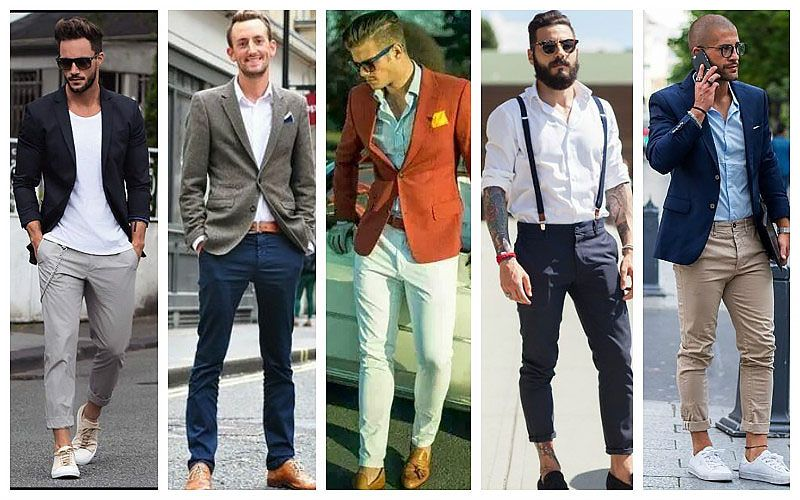 How To Wear Business Casual For Men Business Casual Men