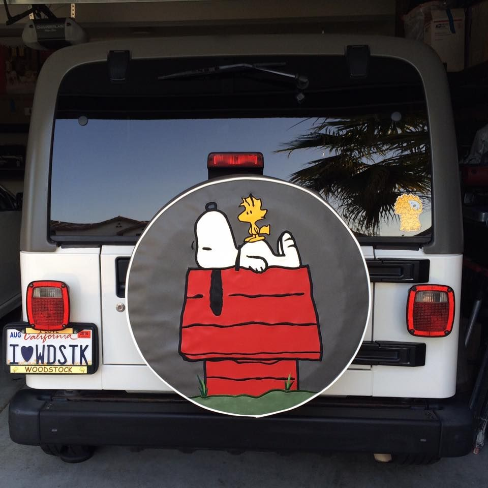 Custom Tire Cover Art Http Www Threads To Treads Com Jeep