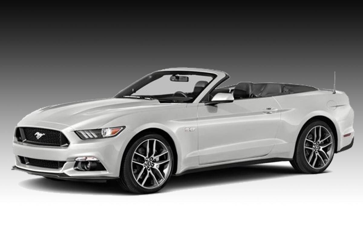 Ford Mustang Convertible Rental Los Angeles And Las Vegas Rent