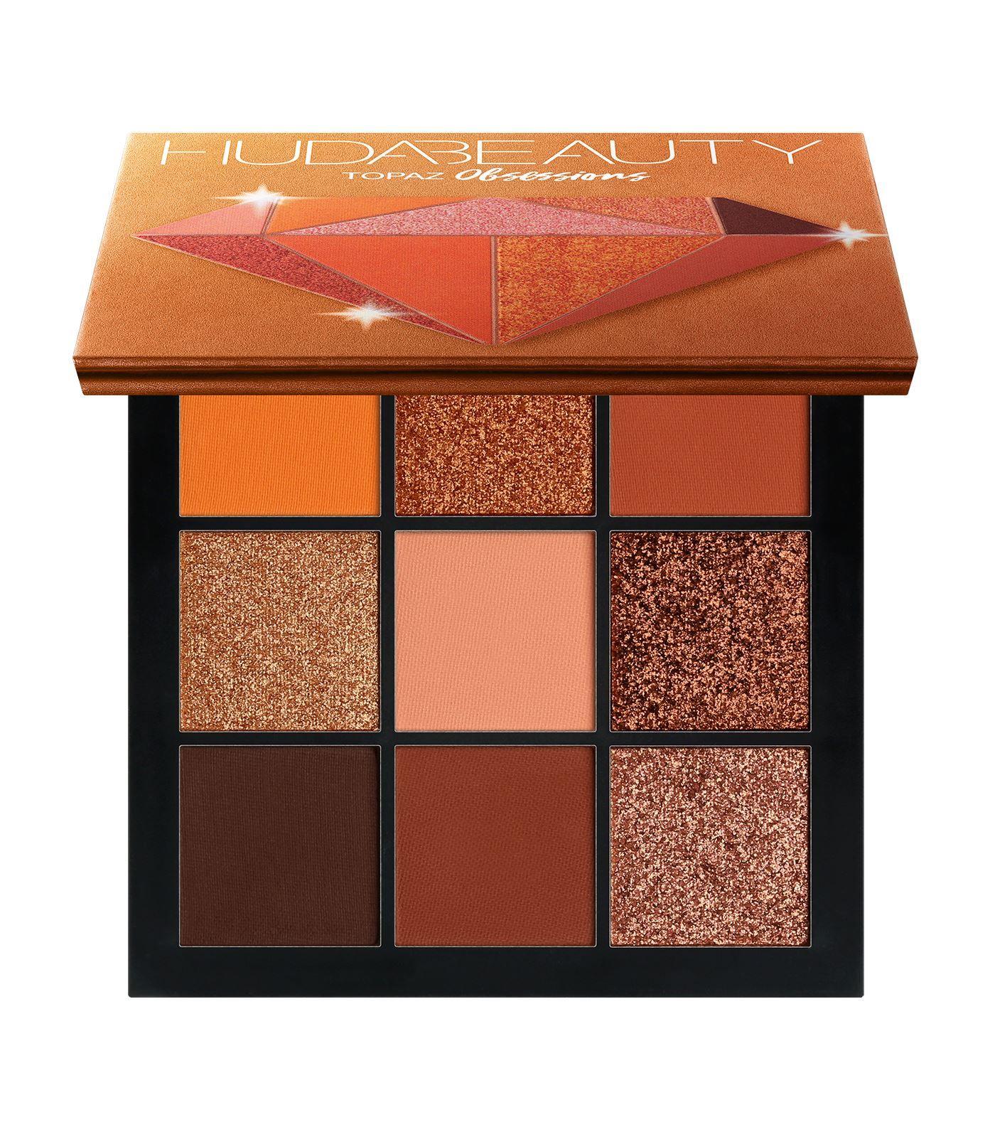 Photo of Huda Beauty Topaz Obsessions Eye Shadow Palette | Harrods.com