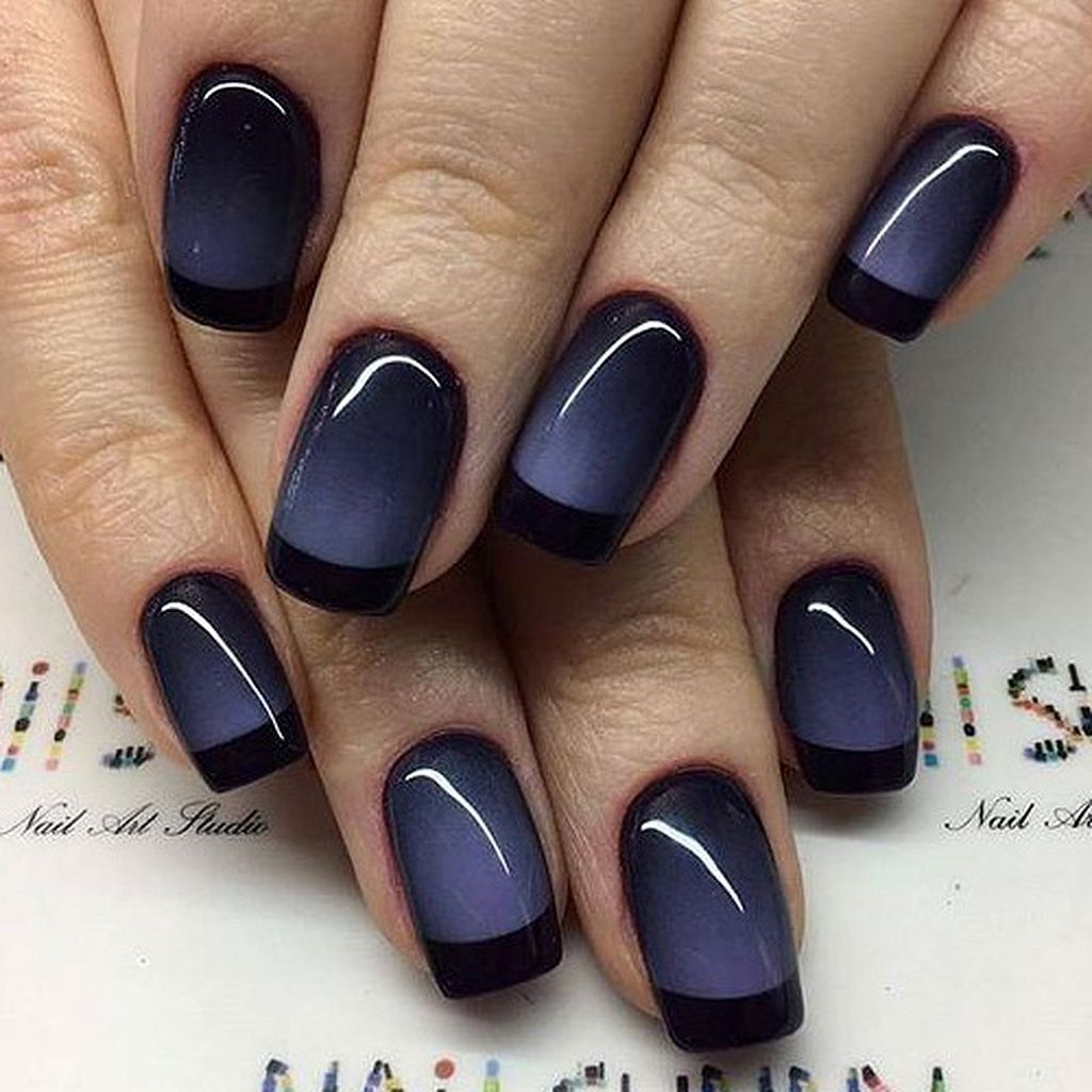 gorgeous 90+ Best Ideas About Ombre Nails Art Design | Fashion ...