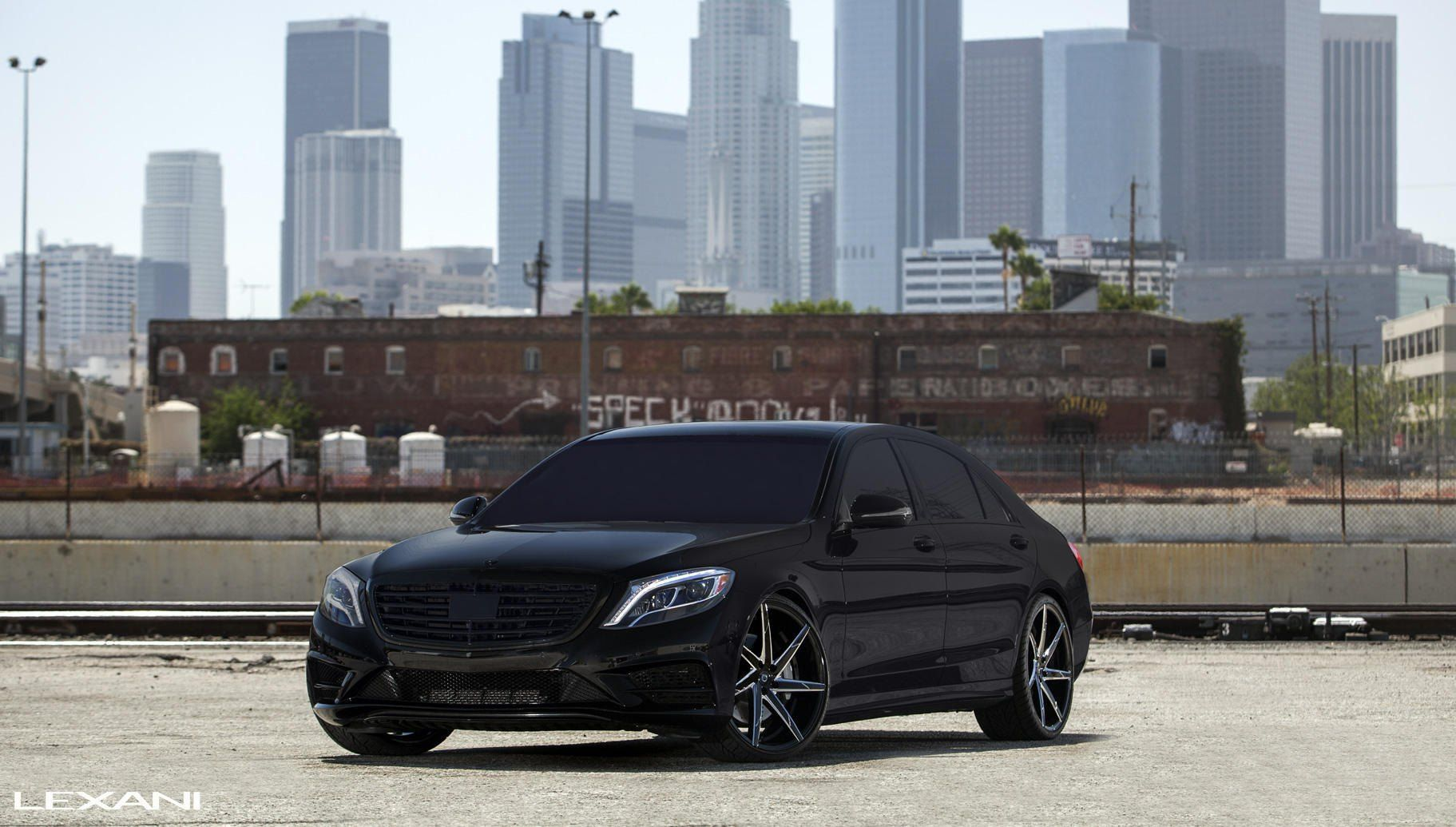 Mercedes S Class With Extratouch Of Luxury From Lexani Mercedes Benz S550 Mercedes S Class Mercedes