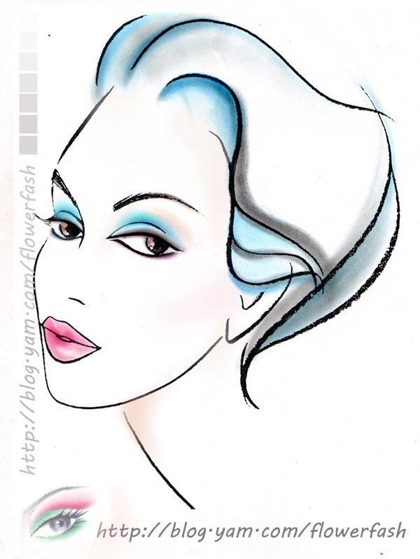 紙妝設計/時尚 (進階初級課程)