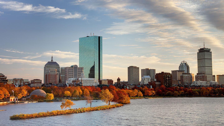 Boston Oct 11 Fall Foliage Luncheon Cruise Boston Fall