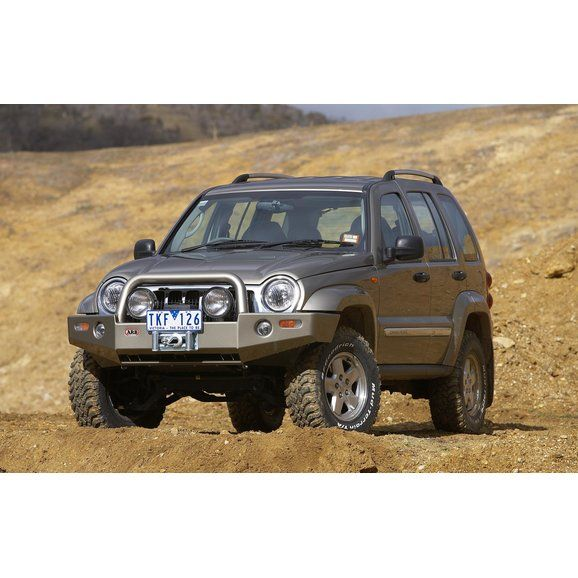 ARB 3450170 Combination Bull Bar Bumper In Millenium Gray
